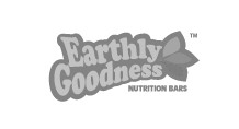 Earthly Goodness Logo Black and White