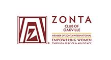Zonta Club of Oakville Logo