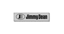 Jimmy Dean Logo Black and White