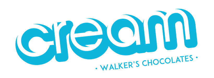 Cream by Walker's Chocolates logo
