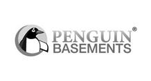 Penguin Basements Black and white