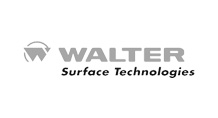 Walter Surface Technologies Logo black and white