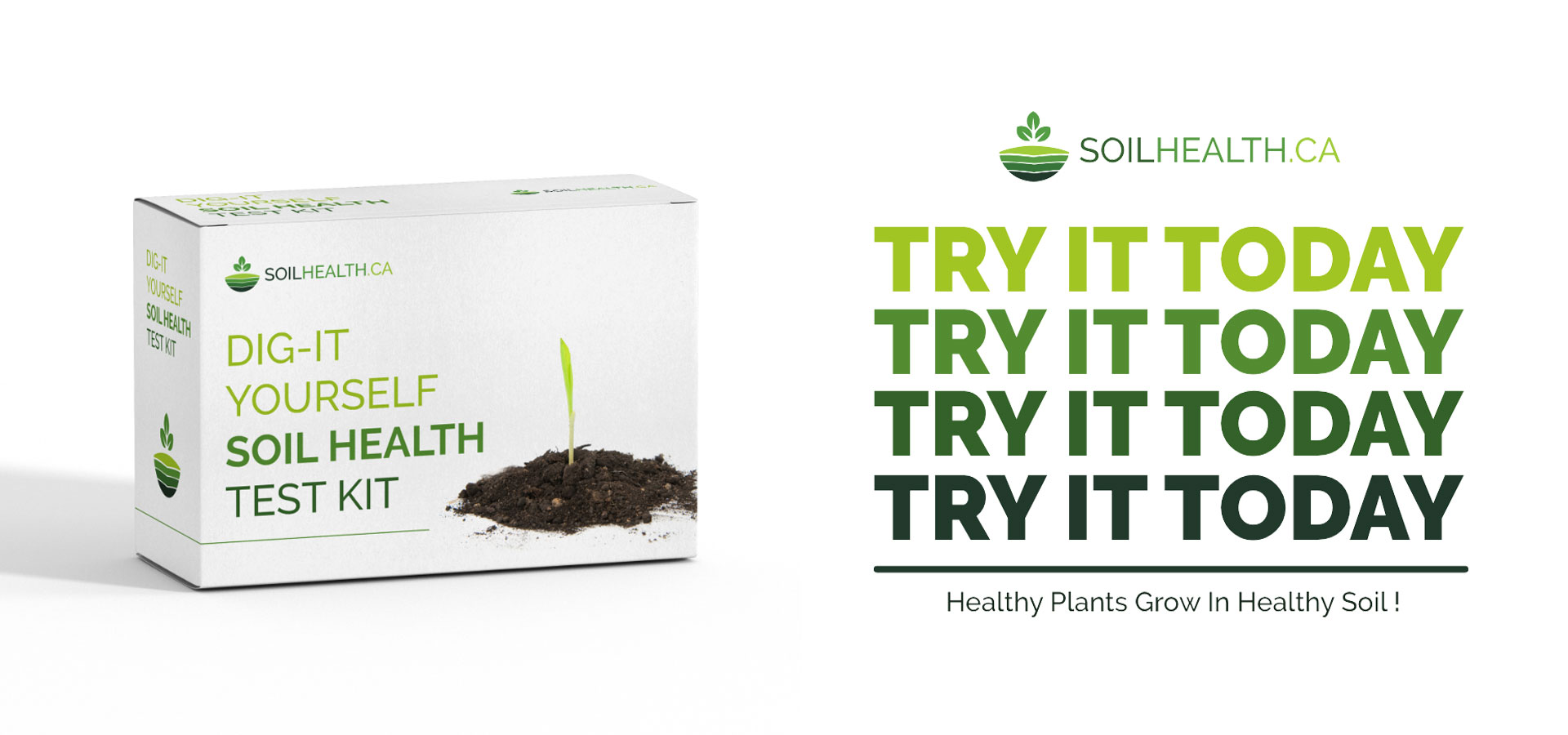 Soil Health box display