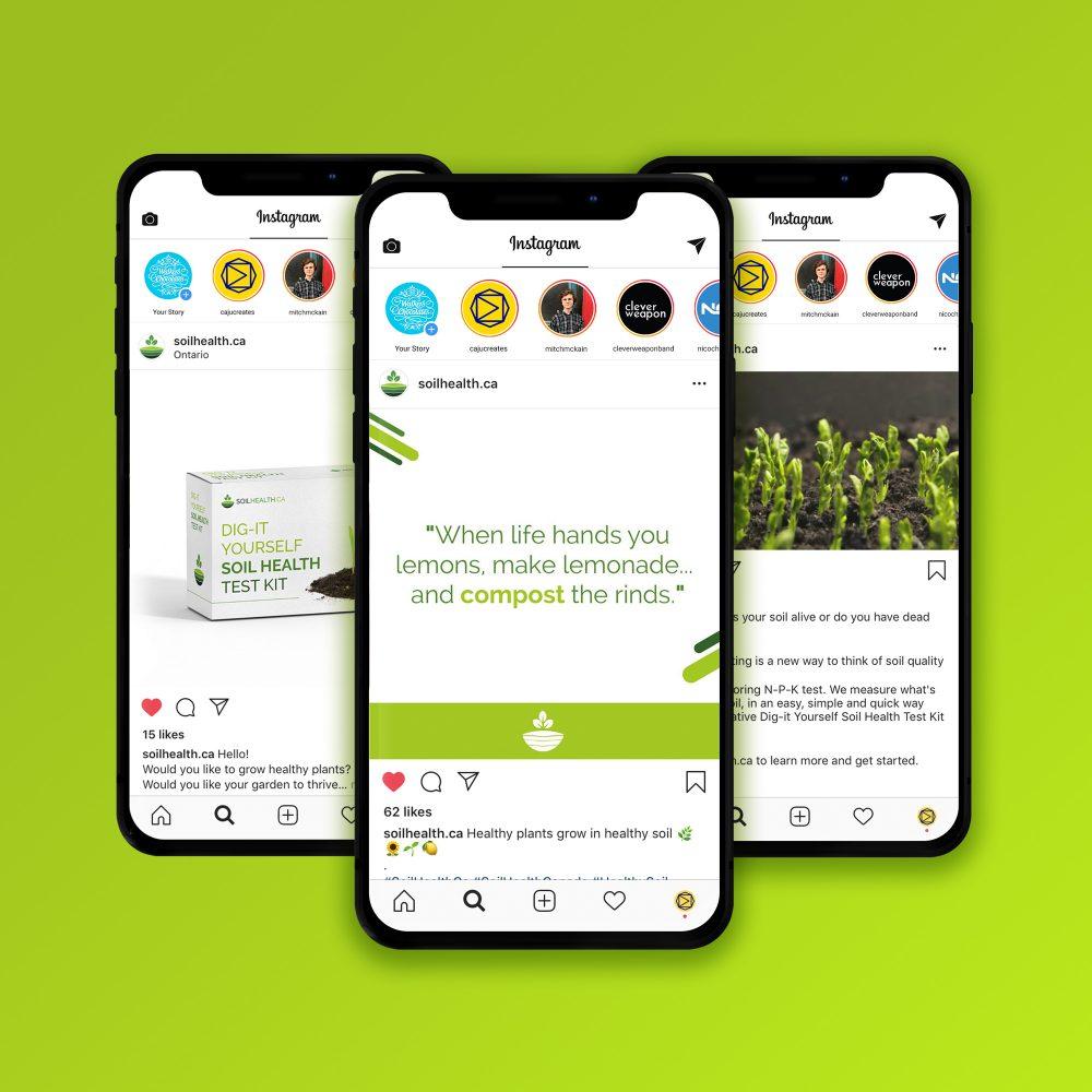 Soil Health Social Media campaign
