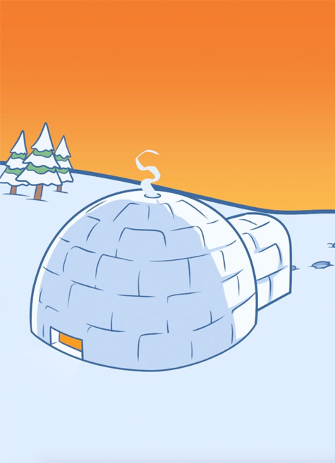 Penguin Basements igloo image