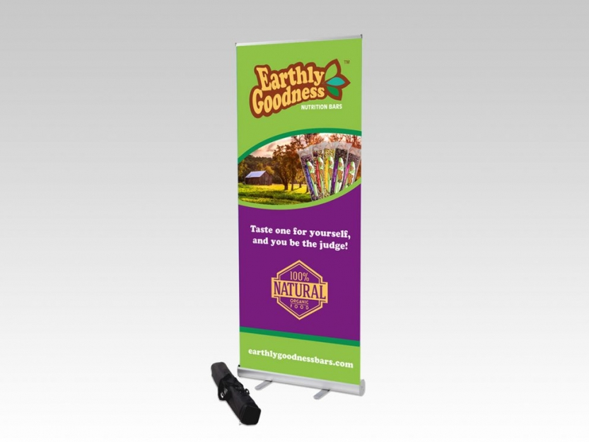 Earthly Goodness Banner
