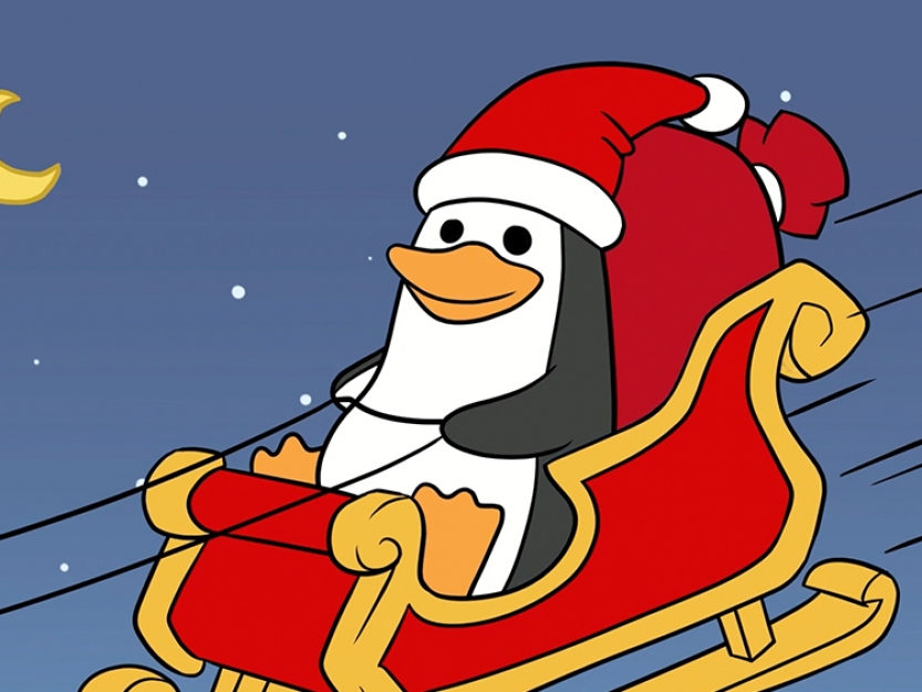Penguin Basements - Merry Christmas!