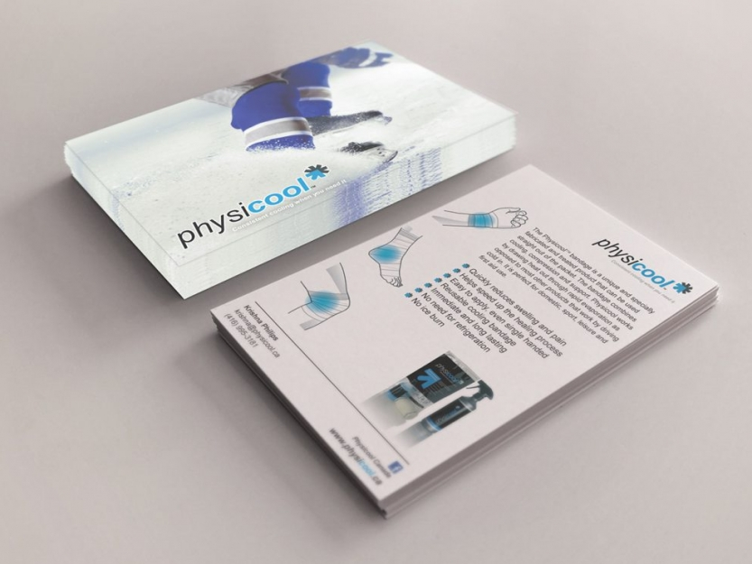 Physicool Postcards
